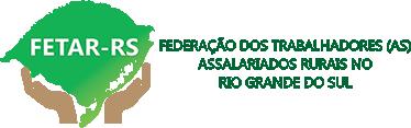 Logotipo do site FETAR-RS